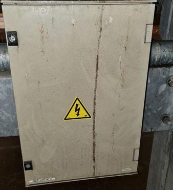 nettoyage de climatisation coffret électrique