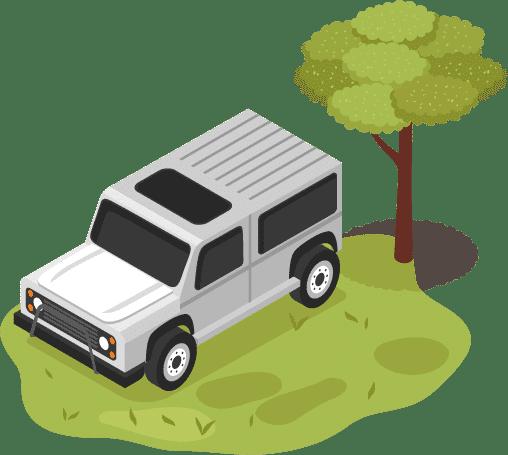 unmarked truck adonis